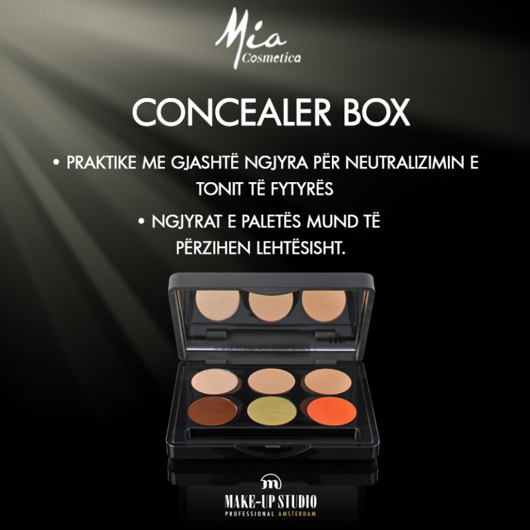 CONCEALER BOX (ph0668)