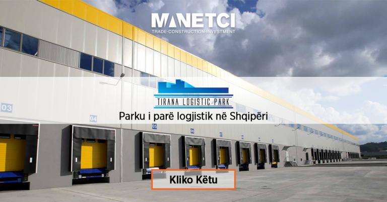 Webclick Tirana Logistic Park