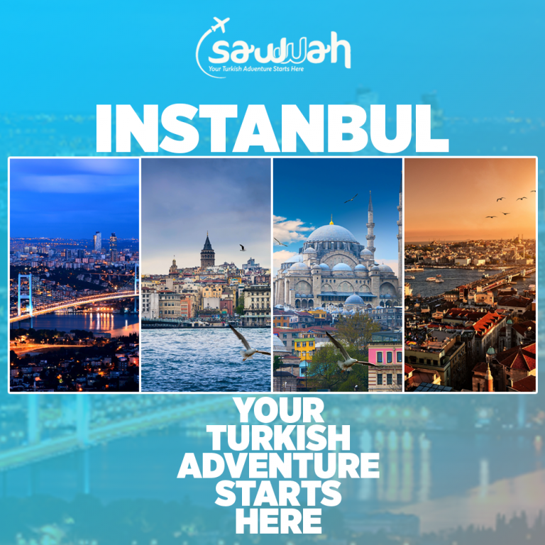 Your Turkish Adventure Starts Here