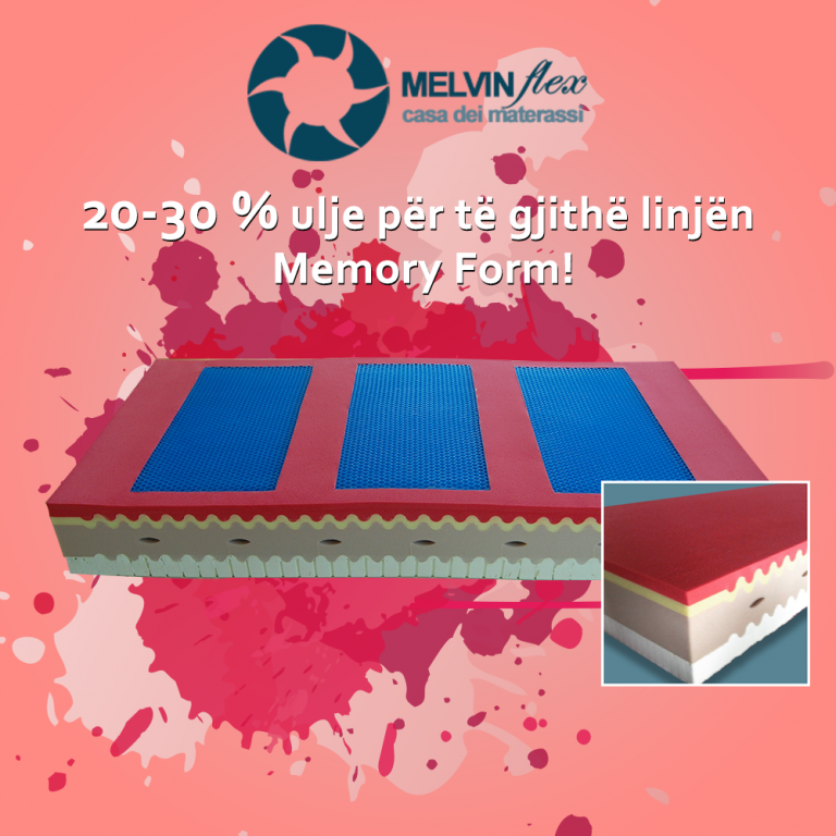 memory form 20-30 3