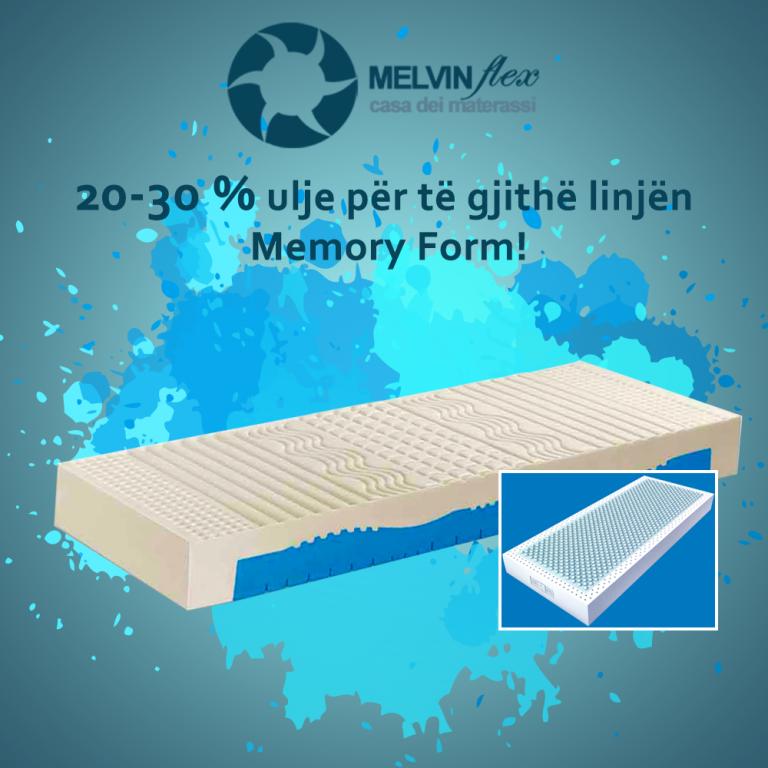 memory form 20-30 4